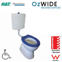 Disabled Special Needs Care Toilet Suite Commercial S Trap Australia Standard