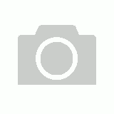 Kitchen Laundry Sink Top Mount Inset Single Tap Hole Brushed Stainless Steel