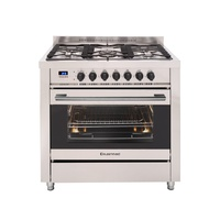 Kleenmaid Dual Fuel Upright Oven - 900 mm