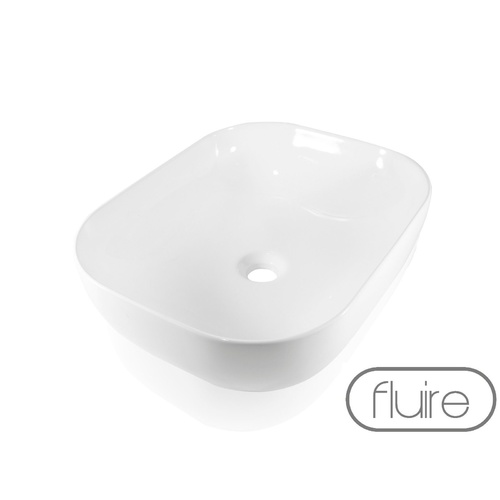 Fluire Massa 500 Above Counter Ceramic Basin